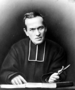 Portrait Père Chevrier
