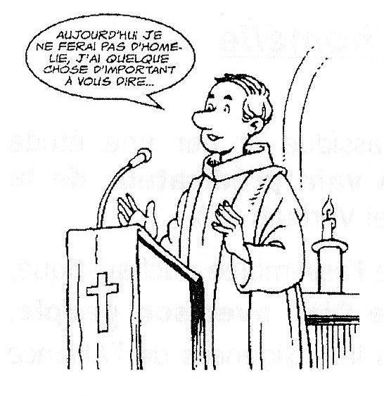 Une formation à l'homélie pour les prêtres diocésains
