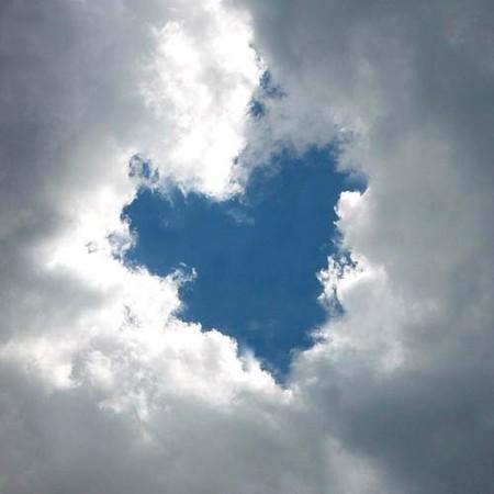 Cœur à cœur avec le ciel