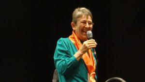 Marie-Jo BARRIER (responsable générale des sœurs)