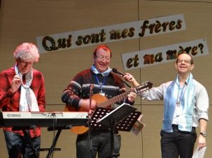 Heureux de chanter ensemble