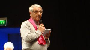 Denis POINAS (Président de l'association Prado Rhône Alpes)