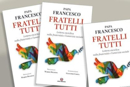 """L'encyclique """"Fratelli tutti"""" du pape François"""