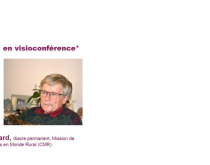 La visioconférence du 6 avril de Philippe Eluard (en Replay)