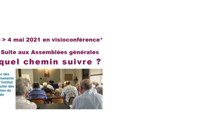 Conférence EN REPLAY avec des permanents de l'Institut des prêtres du Prado