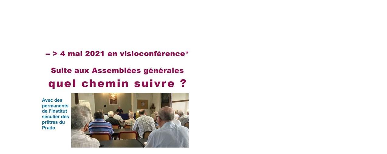 Conférence avec des permanents de l'Institut des prêtres du Prado