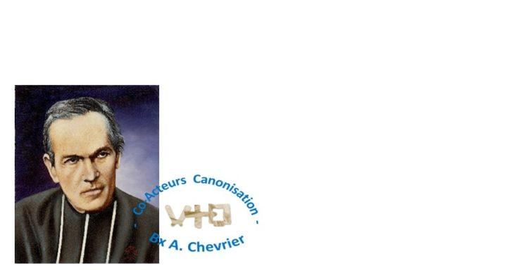 17 juin 2021 : vers la canonisation du Bienheureux Antoine Chevrier